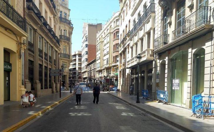 Las obras de peatonalización en Albacete de la calle Ancha, Altozano y Paseo de la Libertad podrían arrancar en enero