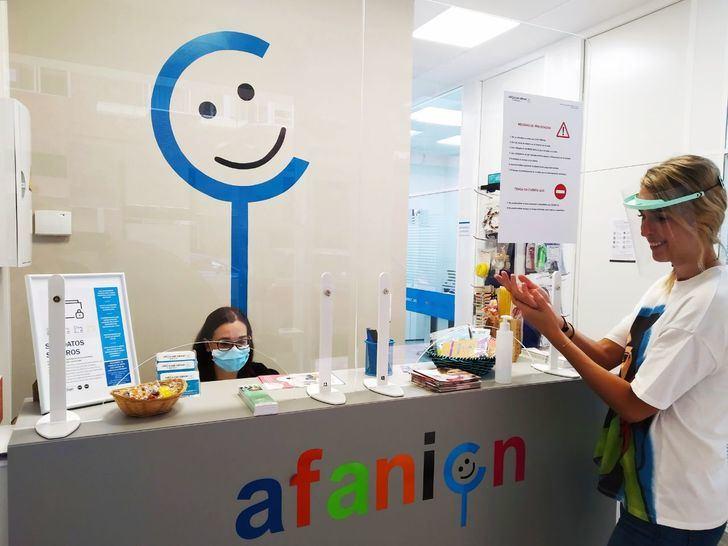 AFANION retoma la actividad presencial en sus sedes de Albacete, Toledo y Ciudad Real