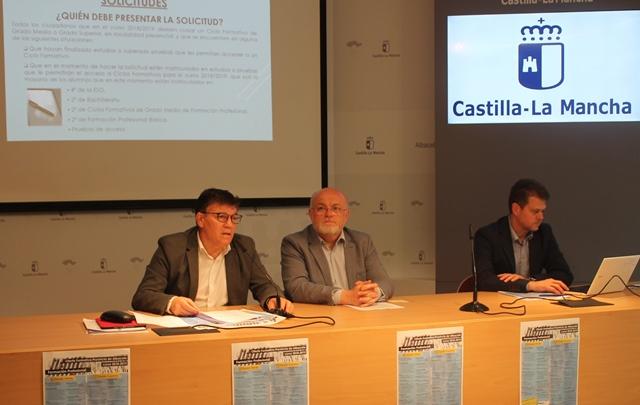 La provincia de Albacete supera con 6.000 plazas la oferta de FP para el próximo curso