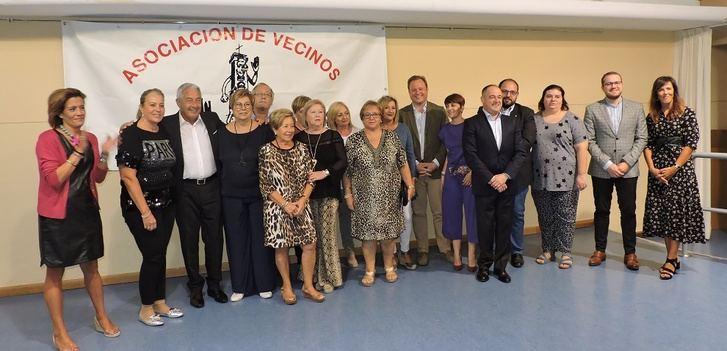 Emotivo pregón del torero Juan Martínez para abrir las fiestas del barrio de Franciscanos, en Albacete