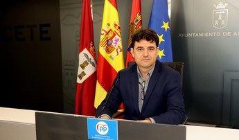 """El PP de Albacete """"exige"""" al alcalde una respuesta """"contundente"""" sobre las acusaciones que pesan sobre él"""