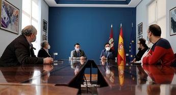 El PP propondrá en el parlamento regional medidas para acelerar la conexión de la comarca de Almansa al Corredor Mediterráneo