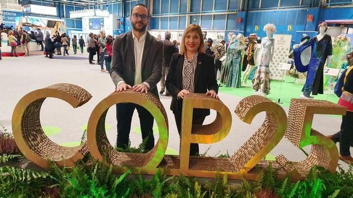 La Diputación e Albacete, presente en la COP25 en la figura de sus vicepresidentes