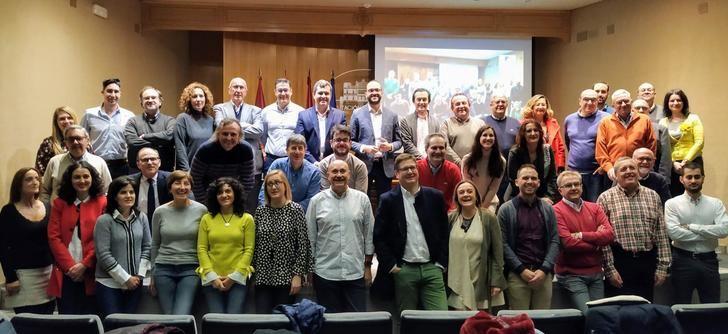Clausurada la asamblea anual del Colegio de secretarios, interventores y tesoreros de la administración local de Albacete