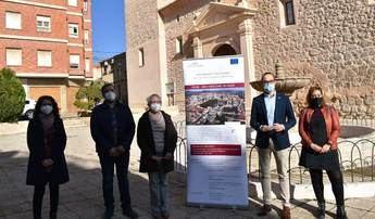 La Diputación de Albacete impulsa la remodelación de la Plaza de la Iglesia de Tobarra