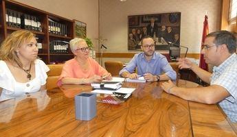 La Diputación de Albacete colaborará con el Ayuntamiento de Tobarra en las Jornadas Nacionales del Tambor