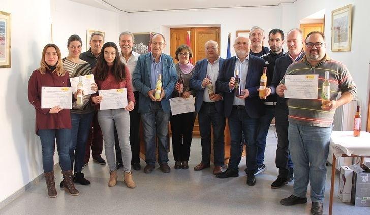 Entregados los diplomas del taller de empleo que se ha desarrollado en Fuentealbilla