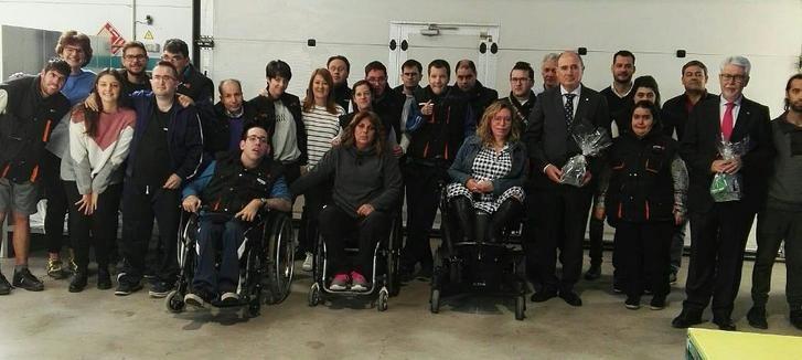 La Fundación Globalcaja Albacete destaca la labor que hace Amiab