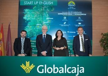 La fundación Globalcaja HXXII presenta en Albacete la 'Start Up English'