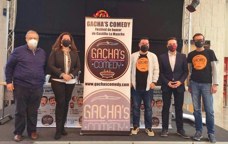 Albacete acogerá una nueva edición del Festival 'Gachas Comedy' desde este sábado 13 al 26 de marzo