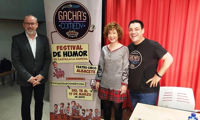 Gacha's Comedy en Albacete. El reflejo del éxito del humor manchego