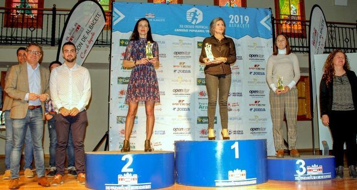 El VIII Circuito de Carreras Populares de La Manchuela entregó los galardones de la temporada