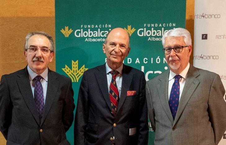 Carlos Rodríguez Braun participa en las V Jornadas del Colegio de Economistas de Albacete, patrocinadas por Globalcaja