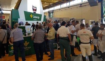 Globalcaja sigue fiel a su presencia en Expovicaman y al apoyo a la agricultura y ganadería de Castilla-La Mancha