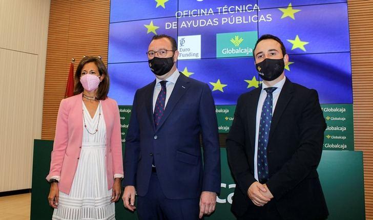 Globalcaja crea una Oficina Técnica para ayudar a las empresas y autónomos a aprovechar los fondos europeos