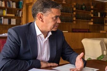 González Ramos afirma que el AVE a Talavera es una prioridad para el Gobierno