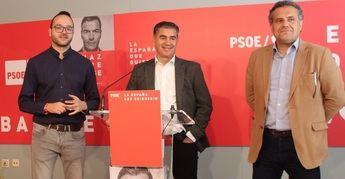 """González Ramos (PSOE): """"La autosuficiencia de las cuencas hidrográficas es fundamental para mejorar la gestión del agua""""."""