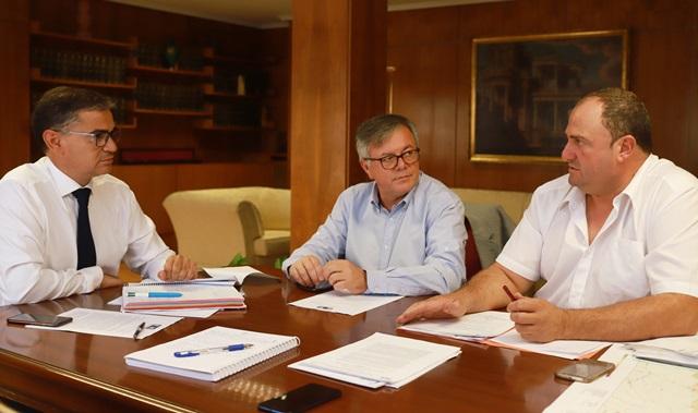 El delegado del Gobierno de Castilla-La Mancha pide sentido común con el tema del agua