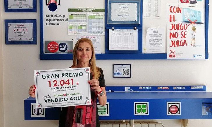 El Gordo de la Primitiva deja 12.041 euros en la administración 2 de Almansa (Albacete)