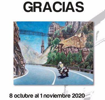 Cuenca acoge la exposición 'Gracias' en homenaje a los colectivos que han trabajado durante la pandemia