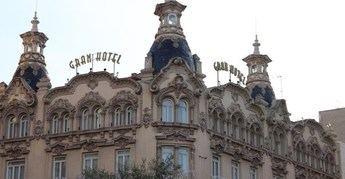 El edificio del Gran Hotel y otros tres de Albacete son declarados bien de Interés Patromonial