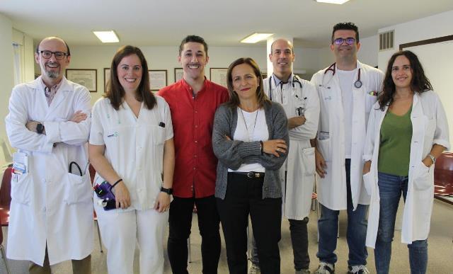 El Hospital de Guadalajara, centro para la formación de residentes de Medicina Interna en atención al paciente crónico complejo