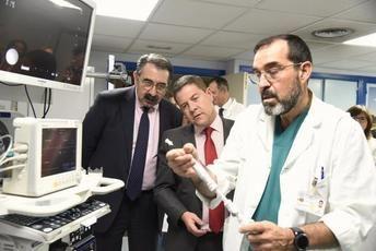 El Hospital de Guadalajara cuenta con un nuevo arco quirúrgico y un ecobronoscopio