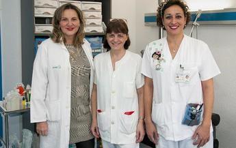 El Hospital Guadalajara pone en marcha una consulta específica de estomaterapia