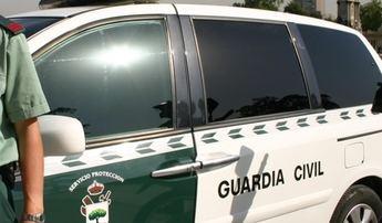 La Guardia Civil de Caudete detiene a los tres integrantes de los 'cogoteros', unos ladrones muy activos