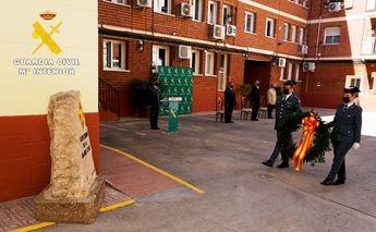 La Guardia Civil de Albacete de Albacete celebra el acto del 177º aniversario de su fundación por el Duque de Ahumada