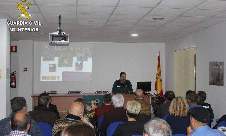La Guardia Civil de Albacete realiza las IV Jornadas sobre delitos de odio