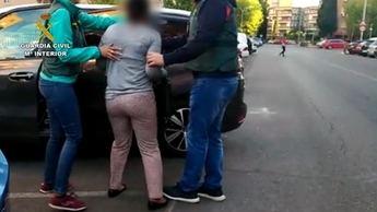 La Guardia Civil detiene a 35 personas por falsificar tarjetas bancarias, en Albacete y otras ciudades