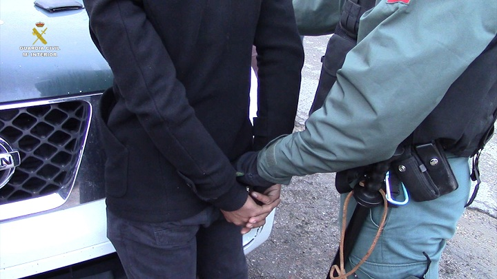 Detenido en Casas Ibáñez un hombre de 57 años por simular haber sido víctima de un robo con violencia e intimidación