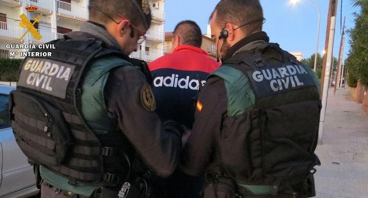 Nueve detenidos de una banda por robos con violencia en casas habitadas en Albacete, Toledo, Cuenca y otras siete provincias