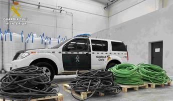 Tres detenidos por un robo en una empresa de Tarancón que causó pérdidas y daños valorados en 150.000 euros