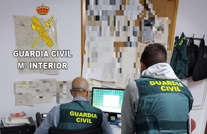 Detenido en Villarrobledo por estafar presuntamente más de 54.000 euros suplantado la identidad de una empresa