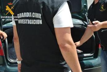 La Guardia Civil desmantela el grupo especializado en robar móviles, que operaba en Toledo y Cuenca