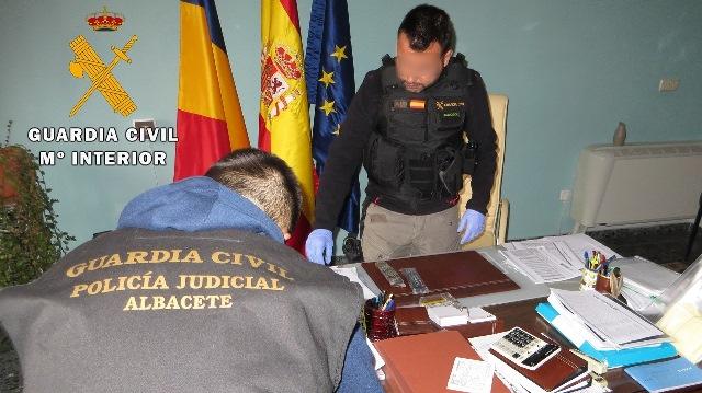 La Guardia Civil de Albacete detiene a 17 personas de una banda de explotación de trabajadores