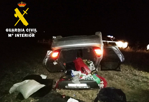 La Guardia Civil de Albacete detiene a dos personas por la 'ola' de robos en San Pedro