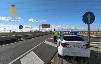 Un conductor de 79 años, de Albacete, circuló en sentido contrario para llegar a una cita en una ITV