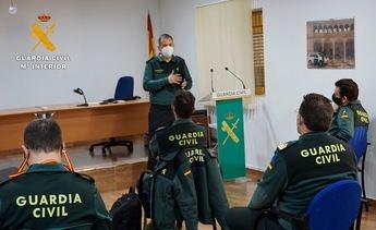 La Guardia Civil de Albacete mejora su servicio a la ciudadanía el sistema de gestión SIGO