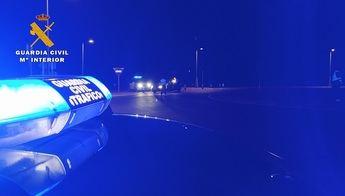 Detenido en Albacete un hombre que se puso a robar un bolso a una chica cerca de un coche de la Guardia Civil