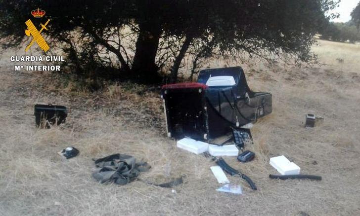 Detenida una persona por siete robos en establecimientos comerciales de la provincia de Albacete y Badajoz