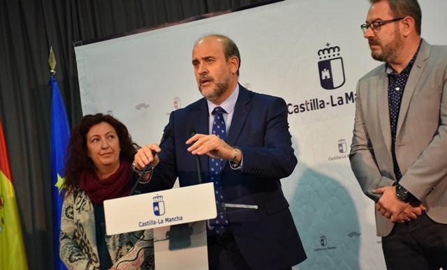 El II Plan de Impulso de los Servicios Públicos de Castilla-La Mancha supondrá una oferta de empleo público de 6.000 plazas