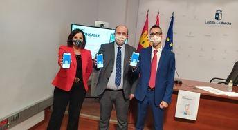 La app de 'Ocio responsable' 'de momento' no será obligatoria en Castilla-La Mancha y prevé mejoras para sectorizar locales