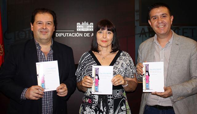 """La Diputación de Albacete publica 'Hay niños delante"""", guía para ayudar a las familias a explicar la enfermedad del cáncer"""