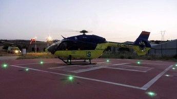 Junta licita los helipuertos de Campillo de Ranas (Guadalajara), Espinoso del Rey (Toledo) y Viveros (Albacete)
