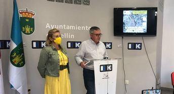 Hellín estrenará una remodelada arteria urbana que atravesará la ciudad de norte a sur