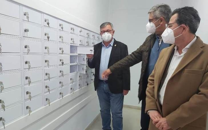 Los empresarios del polígono San Rafael de Hellín ya cuentan con apartados de correos