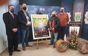 Presentados en Hellín los carteles de su Semana Santa y Tamborada 2021